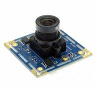 Fisheye Lens 720P USB Camera Module USB2.0 OV9712 Color Sensor Support Audio IR Cut IR Led