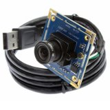 720P USB Camera USB2.0 OmniVision OV9712 Color Sensor Support Audio IR Cut IR LED with 3.6MM Lens