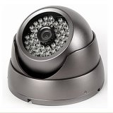 Waterproof and Vandal reisit IR LED Outdoor Dome Camera