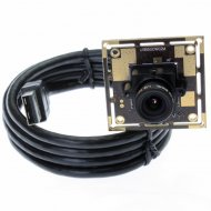 USB2.0 5MP Usb Camera Module OV5640 Color CMOS Sensor 3.6MM Lens