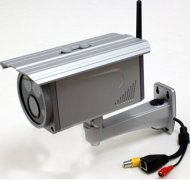 Waterproof Outdoor Array LED day&Night WIFI IP Camera