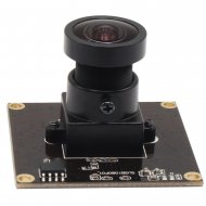 ELP Sony IMX291 1080P MJPEG YUY2 50fps USB 3.0 Color Industrial Camera Module With Wide Angle Lens