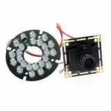 1.3MP Usb Camera Module AR0130 Color Sensor MJPEG with IR Cut IR LED 3.6MM Lens