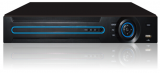 4-Channel H.264 AHD Digital Video Recorder, 120fps Display Frame Rate, Support 4*720P/960P/ 960H