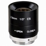 Manual Aperture 2.8mm F1.2 1/3 inch CS Security CCTV Video Camera LENS