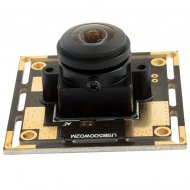ELP USB Camera free driver 5MP OV5640 fisheye wide angle USB Camera Module ELP-USB500W02M-L170