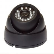 IR LED Day&Night Outdoor Mini Metal Dome Camera