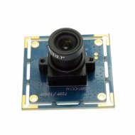 High-Speed 120fps USB Camera Module USB2.0 OV2710 Color Sensor MJPEG Format 3.6MM Lens