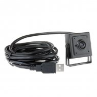Pinhole Lens Box VGA USB Camera USB2.0 OmniVision OV7725 Color Sensor Support YUY and MJPEG