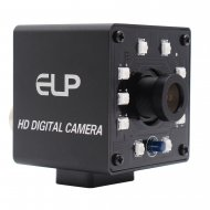 ELP Low lux 850nm ir mini usb webcam with sony IMX 322 sensor microphone for car tracking system