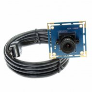Fisheye Lens Full HD 1080P USB Camera Module USB2.0 OV2710 Color Sensor MJPEG with 170 degree Lens