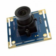 180 Degree Fisheye Lens Full HD 1080P USB Camera Module USB2.0 OV2710 Color Sensor MJPEG