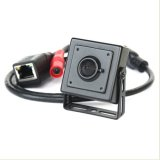 720P Mini Pinhole Lens Network IP Camera with 1280X720P HD resolution