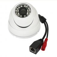 720P HD Mini Dome Network IP Camera with IR Day&Night
