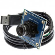 720P USB Camera Module USB2.0 OmniVision OV9712 Color Sensor Support YUY and MJPEG with 3.6MM Lens