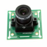 High-Speed 60fps VGA USB Camera Module USB2.0 OV7725 Color Sensor MJPEG Format 3.6MM Lens
