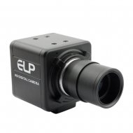 3MP wide dynamic range manual zoom focus usb webcam with 2.8-12mm CS lens for machine vision