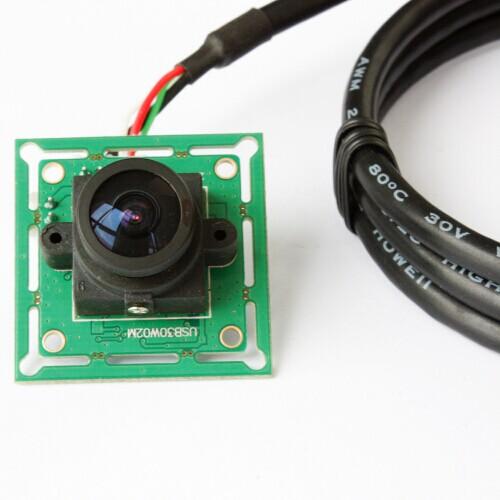 USB2 0 VGA USB Camera module With IR LED and IR Cut 3 6MM Lens [ELP