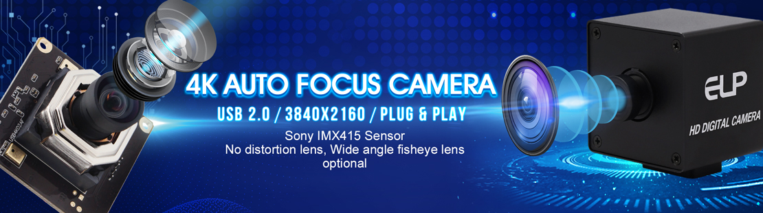 4K Auto focus usb camera 1