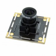 1.3MP Black And White USB Camera Module Aptina AR0130 Sensor
