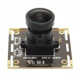 ELP H.264 Low illumination sony imx 322 1080P 170 degree wide angle usb camera module for robotic